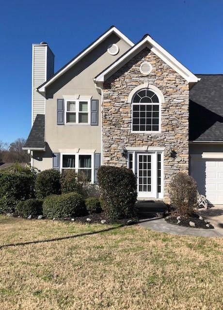 2742 Northgate Way NW, Acworth, GA 30101 (MLS #6664812) :: Kennesaw Life Real Estate