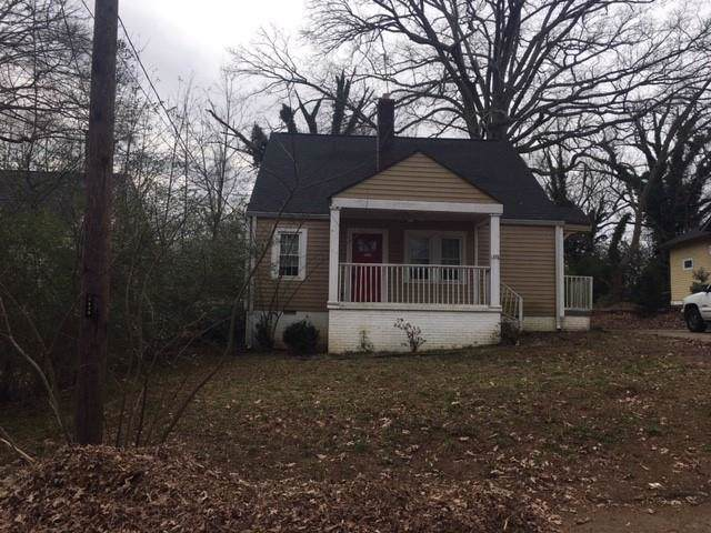 1376 Carnegie Avenue, East Point, GA 30344 (MLS #6665233) :: North Atlanta Home Team