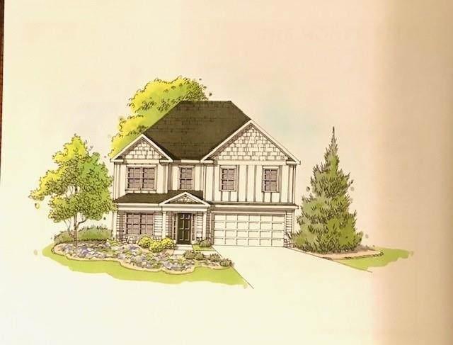 387 Bryson Lake Circle, Douglasville, GA 30134 (MLS #6665862) :: MyKB Partners, A Real Estate Knowledge Base