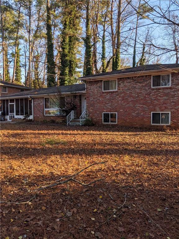 2529 Fontaine Circle, Decatur, GA 30032 (MLS #6666594) :: Charlie Ballard Real Estate