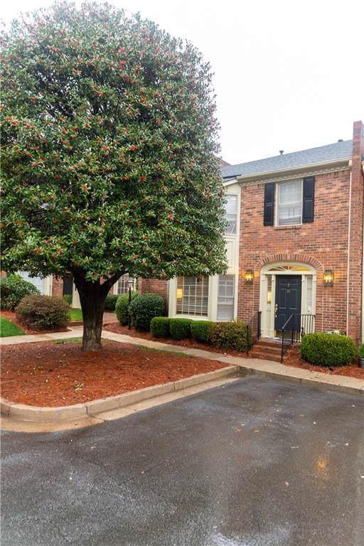 19 Howell Mill Plantation NW, Atlanta, GA 30327 (MLS #6666896) :: North Atlanta Home Team