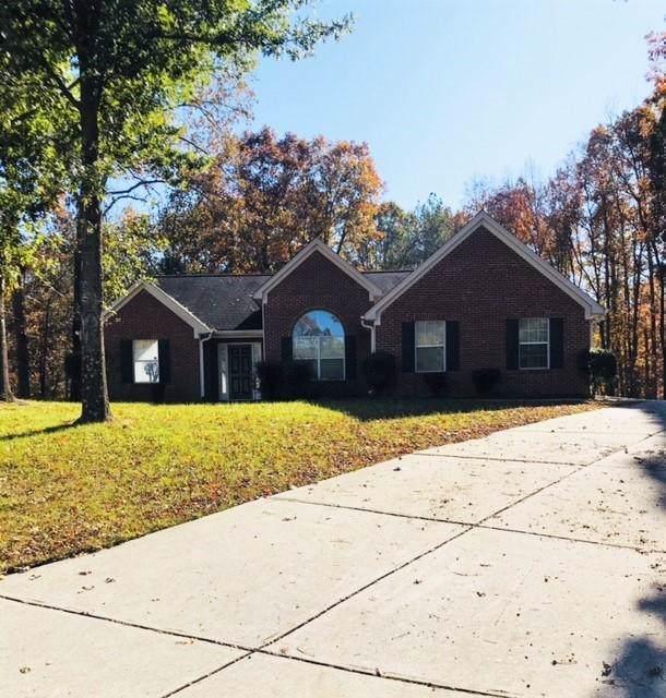 2711 Michelle Lee Drive, Dacula, GA 30019 (MLS #6667389) :: Vicki Dyer Real Estate