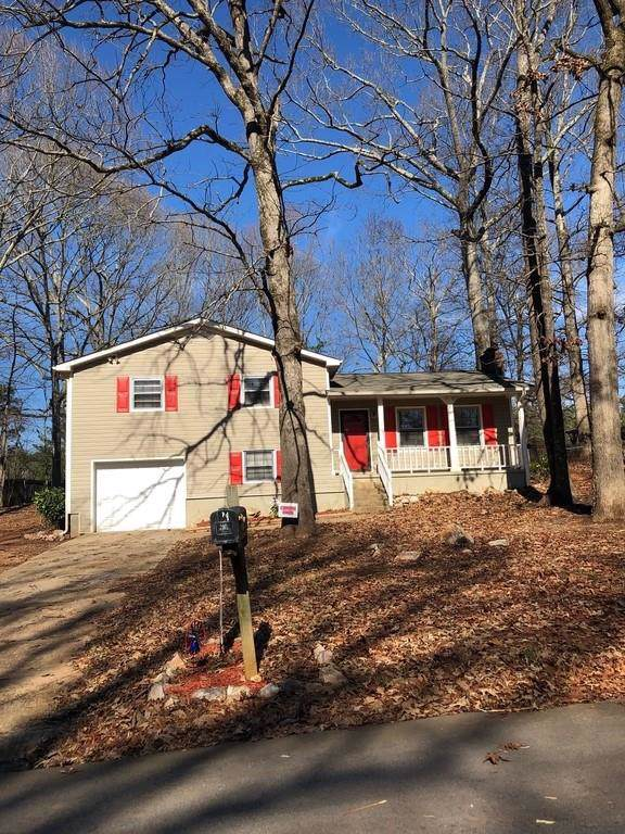 31 Timber Pass, Dallas, GA 30157 (MLS #6667717) :: Kennesaw Life Real Estate