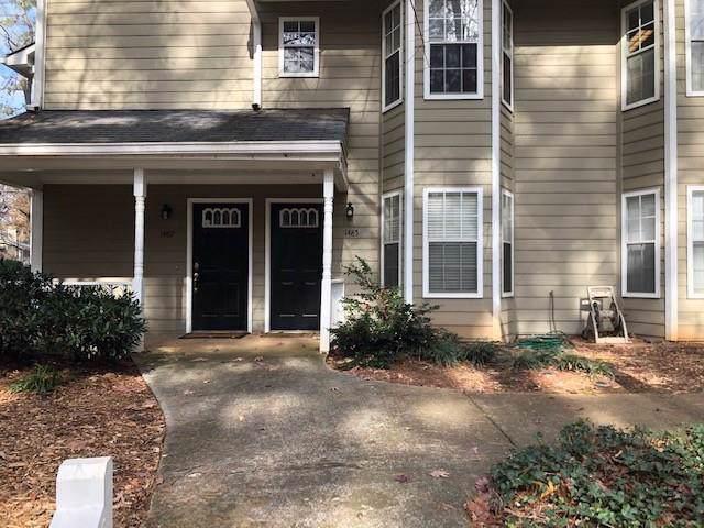 1485 Oakridge Court, Decatur, GA 30033 (MLS #6667827) :: The Heyl Group at Keller Williams