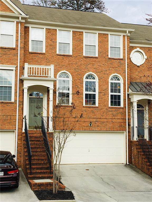 2501 Bridlewood Drive SE #10, Atlanta, GA 30339 (MLS #6667969) :: Kennesaw Life Real Estate