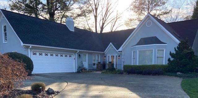 469 Timberlea Lake Drive SE, Marietta, GA 30067 (MLS #6668024) :: Path & Post Real Estate