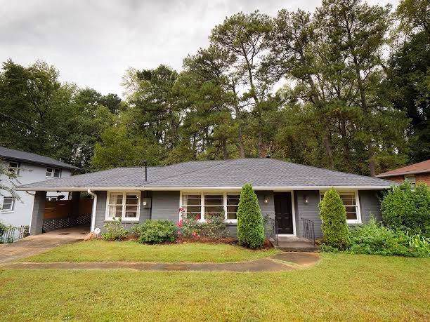 2181 Cloverdale Drive SE, Atlanta, GA 30316 (MLS #6668351) :: The Justin Landis Group