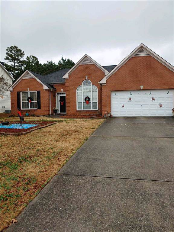 1158 Cascade Hills Drive SW, Atlanta, GA 30331 (MLS #6668409) :: North Atlanta Home Team