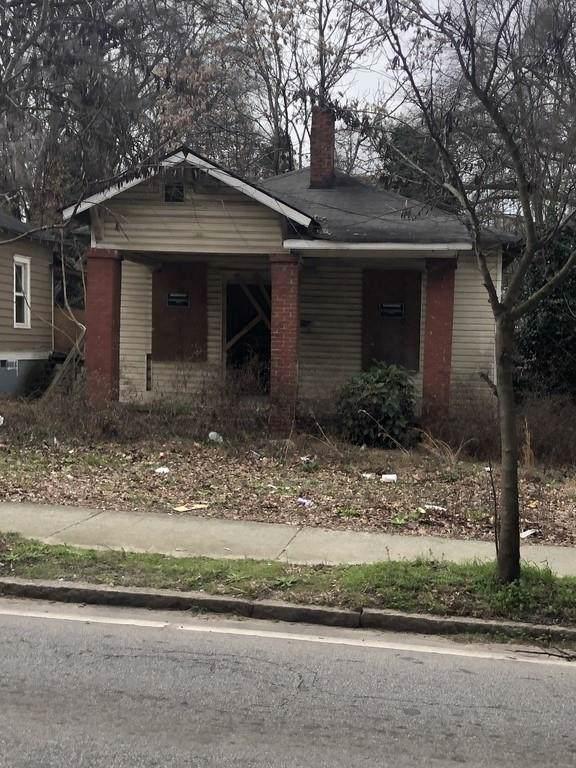 488 Joseph E Lowery Boulevard NW, Atlanta, GA 30314 (MLS #6668506) :: The Hinsons - Mike Hinson & Harriet Hinson