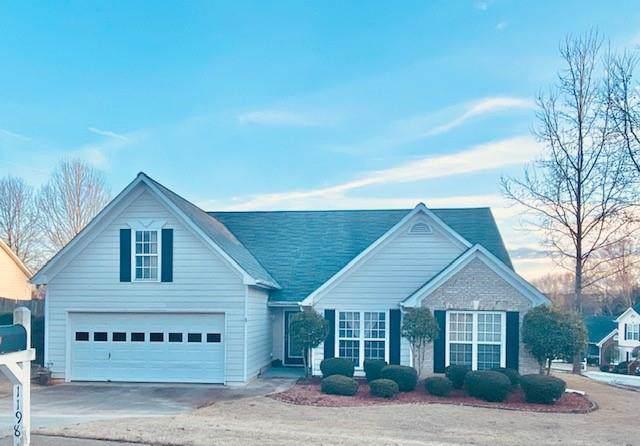 1198 Colony Creek Court, Lawrenceville, GA 30043 (MLS #6668578) :: RE/MAX Prestige