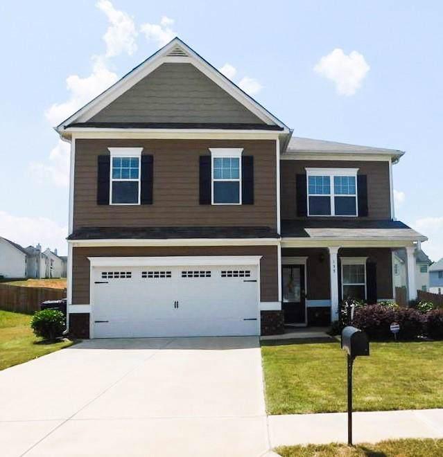 155 Emerson Trail, Covington, GA 30016 (MLS #6668849) :: North Atlanta Home Team