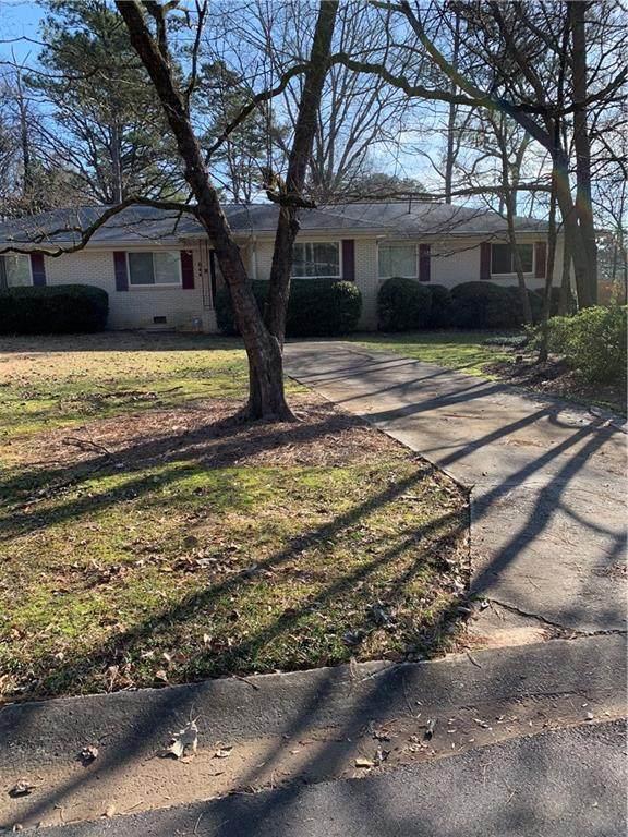 644 Counsel Drive NE, Marietta, GA 30068 (MLS #6669219) :: The Cowan Connection Team