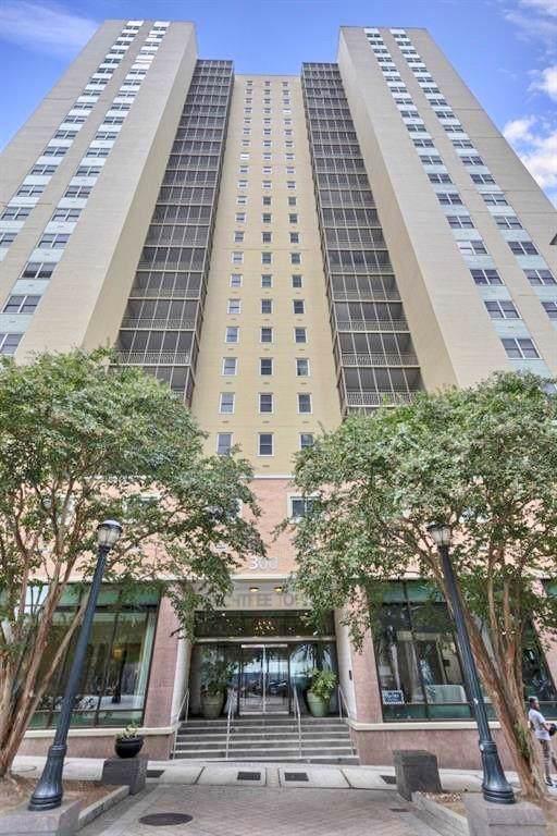 300 W Peachtree Street NE 8K, Atlanta, GA 30308 (MLS #6669243) :: RE/MAX Prestige