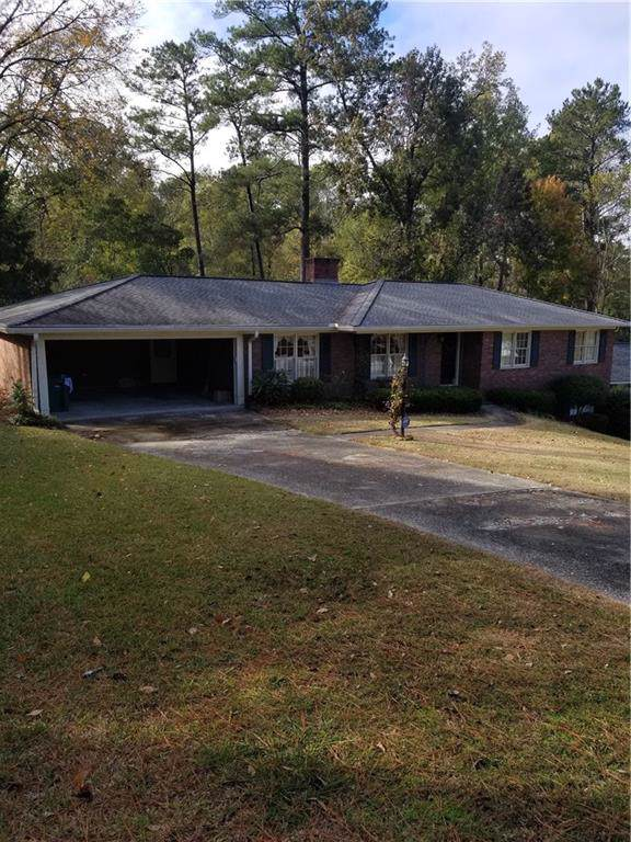 2790 Crestline Drive, Macon, GA 31204 (MLS #6669530) :: North Atlanta Home Team