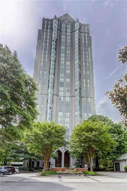 2870 Pharr Court South NW #2710, Atlanta, GA 30305 (MLS #6669588) :: RE/MAX Prestige