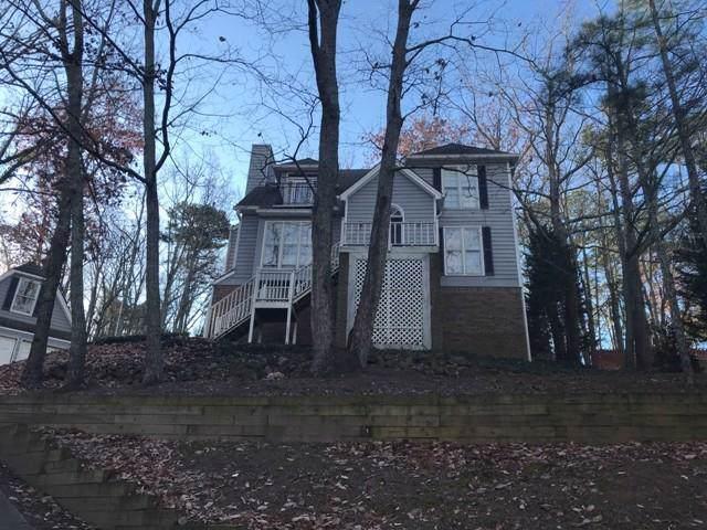 1512 Rockcrest Way, Marietta, GA 30062 (MLS #6669687) :: North Atlanta Home Team