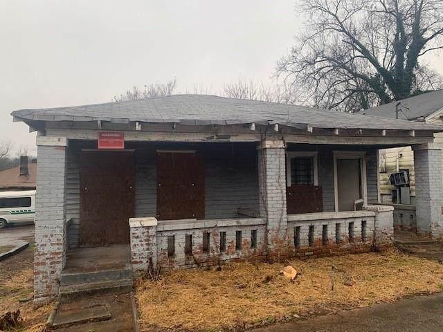 973 Ira Street SW, Atlanta, GA 30310 (MLS #6670407) :: Kennesaw Life Real Estate