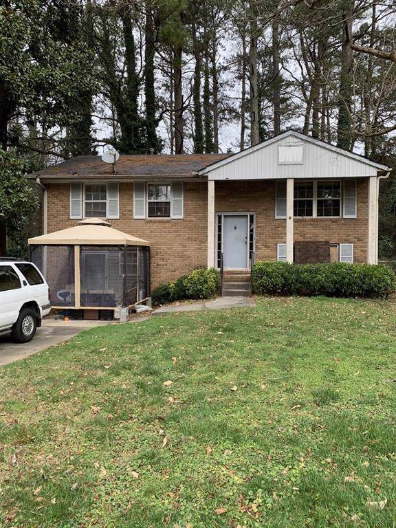 1606 Bussell Place, Norcross, GA 30093 (MLS #6670425) :: North Atlanta Home Team