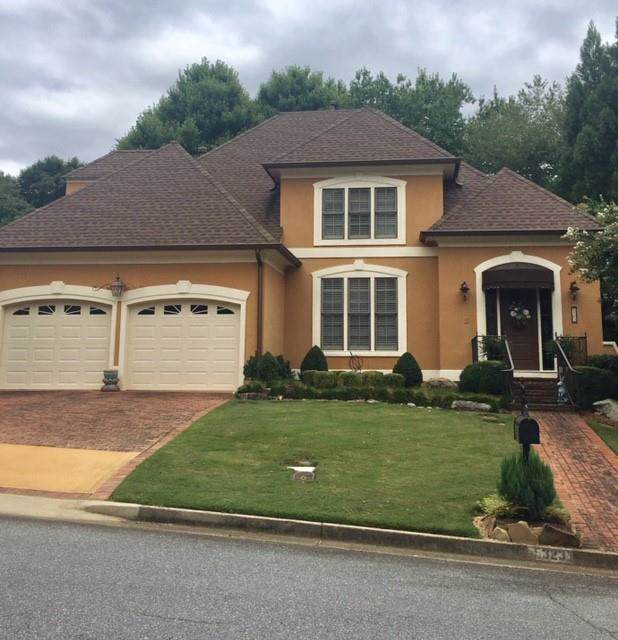 5323 Littlebrooke Ridge, Dunwoody, GA 30338 (MLS #6670548) :: RE/MAX Paramount Properties