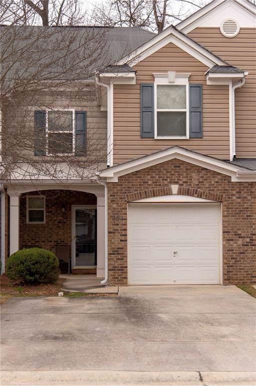 151 Ellis Drive, Conyers, GA 30012 (MLS #6670868) :: RE/MAX Prestige