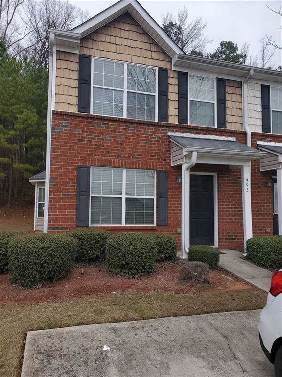 493 Inkberry Drive, Atlanta, GA 30349 (MLS #6670898) :: The Butler/Swayne Team