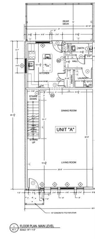 160 Vanira Unit #A Avenue SE, Atlanta, GA 30315 (MLS #6671074) :: The Cowan Connection Team