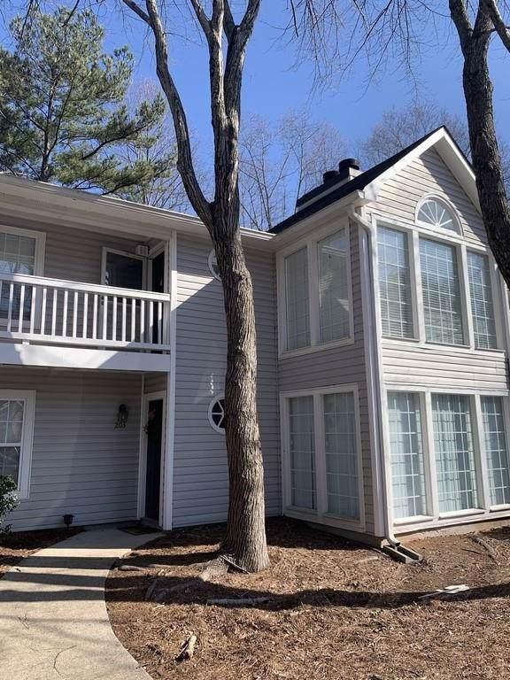 205 Countryside Place SE, Smyrna, GA 30080 (MLS #6671150) :: Charlie Ballard Real Estate