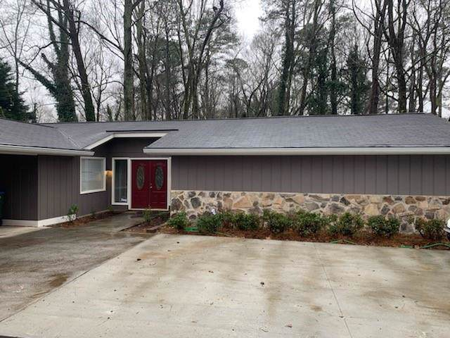 4298 Louis Road SW, Lilburn, GA 30047 (MLS #6671334) :: Good Living Real Estate