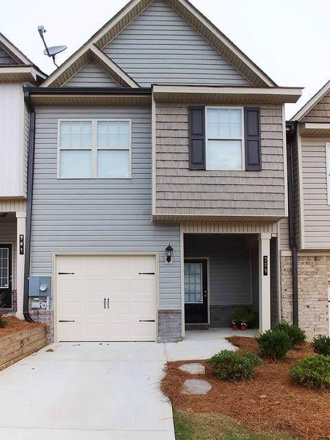 259 Turtle Creek Drive #259, Winder, GA 30680 (MLS #6671830) :: North Atlanta Home Team