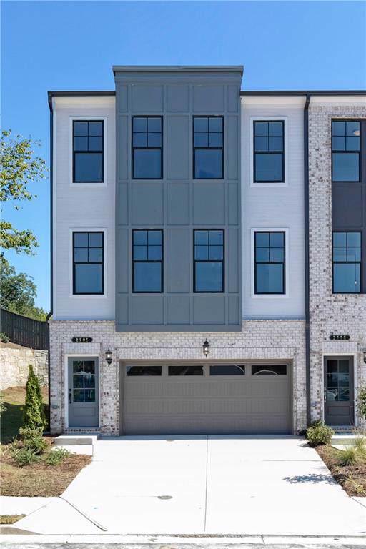 6186 Eves Way, Norcross, GA 30071 (MLS #6671873) :: Kennesaw Life Real Estate