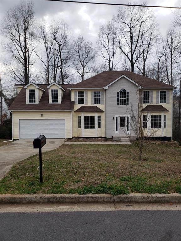 4161 Kingship Drive, Ellenwood, GA 30294 (MLS #6671887) :: Compass Georgia LLC