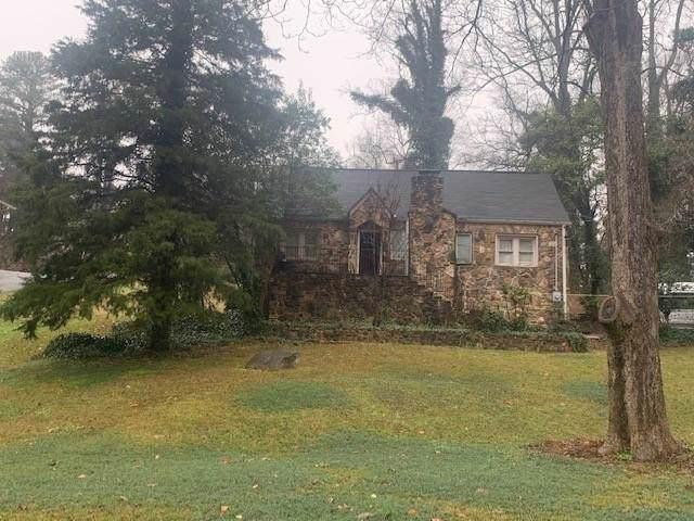 2705 SW Benjamin E Mays Drive Drive, Atlanta, GA 30311 (MLS #6671888) :: Charlie Ballard Real Estate