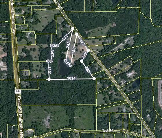 8500 Cedar Grove Road, Fairburn, GA 30213 (MLS #6671982) :: Charlie Ballard Real Estate