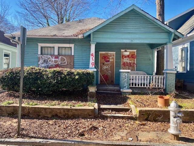 280 Josephine Street NE, Atlanta, GA 30307 (MLS #6671987) :: Rock River Realty