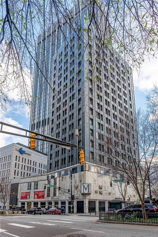 20 Marietta Street NW 10C, Atlanta, GA 30303 (MLS #6672601) :: RE/MAX Prestige