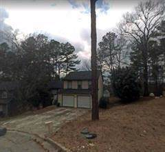 787 Fox Valley Drive, Stone Mountain, GA 30088 (MLS #6672834) :: The Realty Queen Team