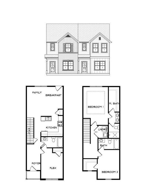 2892 Bayrose Circle, East Point, GA 30344 (MLS #6673447) :: The Heyl Group at Keller Williams
