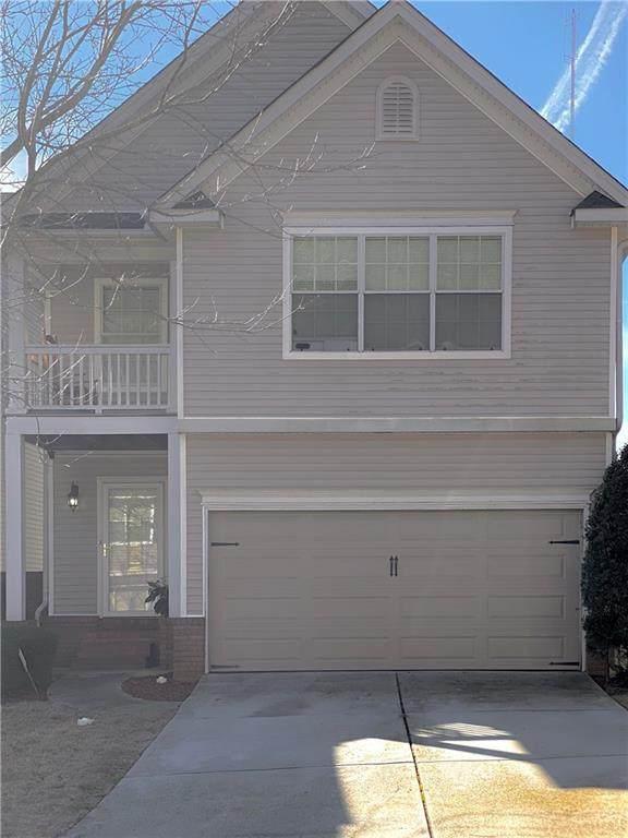696 Shadow Lakes Drive, Lithonia, GA 30058 (MLS #6674131) :: North Atlanta Home Team