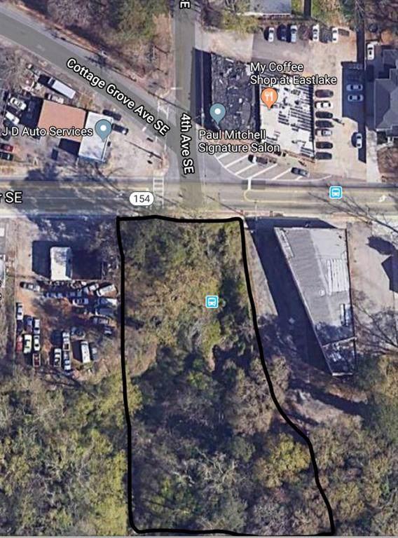 2451 Memorial Drive, Atlanta, GA 30317 (MLS #6674235) :: Good Living Real Estate