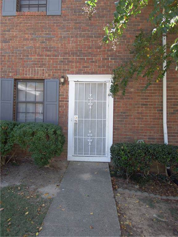 6354 Shannon Parkway 14D, Union City, GA 30291 (MLS #6674407) :: The Heyl Group at Keller Williams