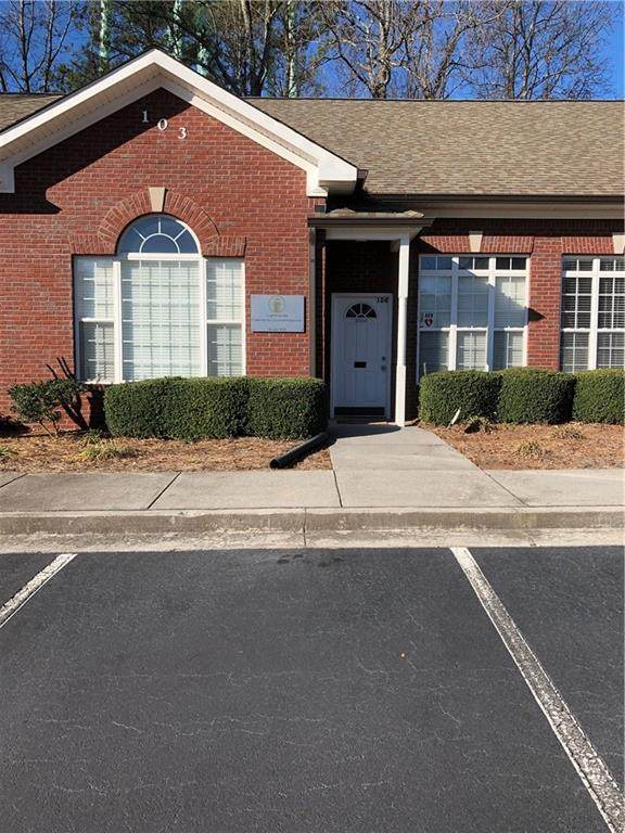 103 Mountain Brook Drive #104, Canton, GA 30115 (MLS #6675014) :: Kennesaw Life Real Estate