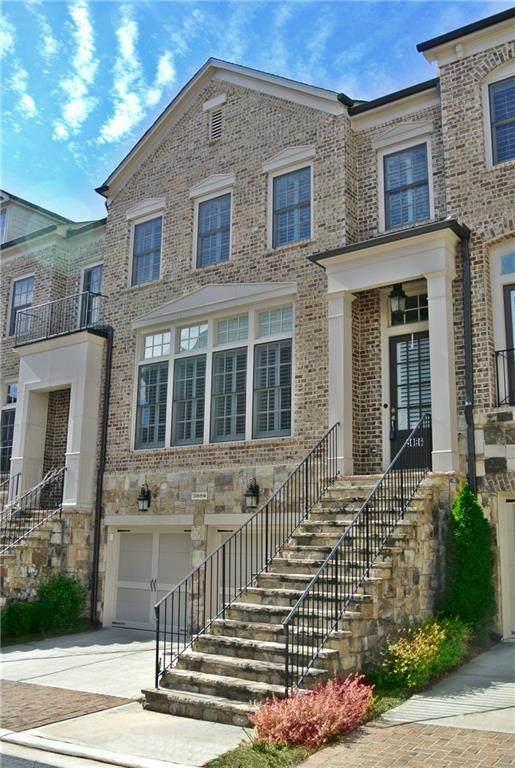 5086 Merton Lane NE, Marietta, GA 30068 (MLS #6676670) :: MyKB Partners, A Real Estate Knowledge Base