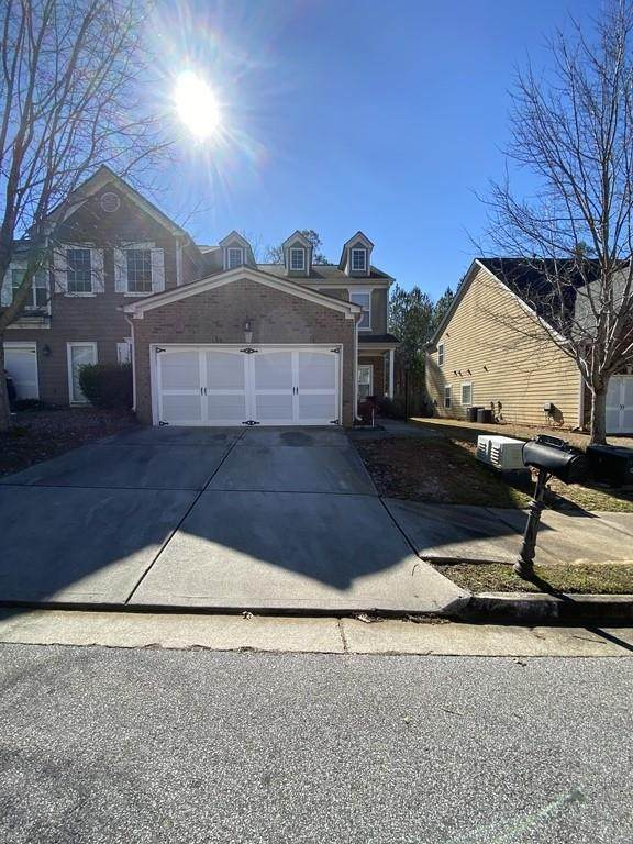 6284 Colonial View, Fairburn, GA 30213 (MLS #6676724) :: The Butler/Swayne Team