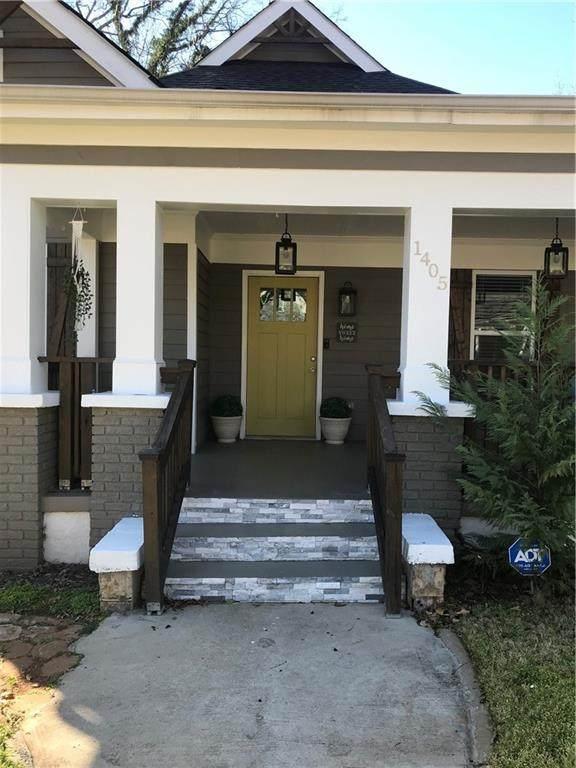 1405 Desoto Avenue SW, Atlanta, GA 30310 (MLS #6676782) :: Community & Council