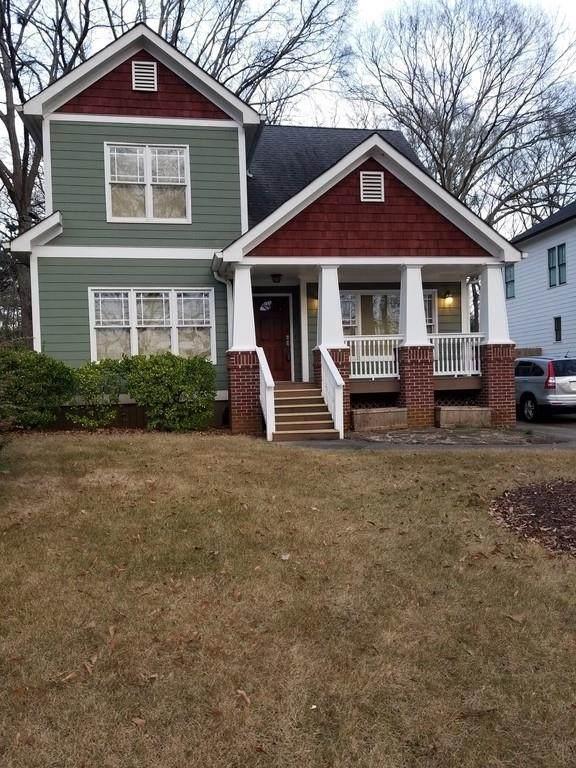 201 Murray Hill Avenue NE, Atlanta, GA 30317 (MLS #6676936) :: RE/MAX Paramount Properties