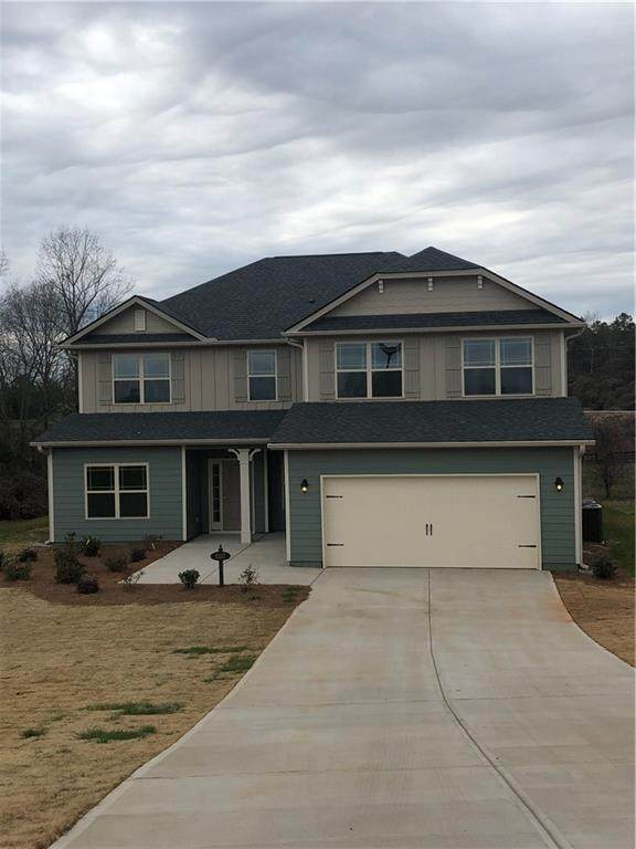6103 Creekside View Lane, Clermont, GA 30527 (MLS #6677005) :: Compass Georgia LLC