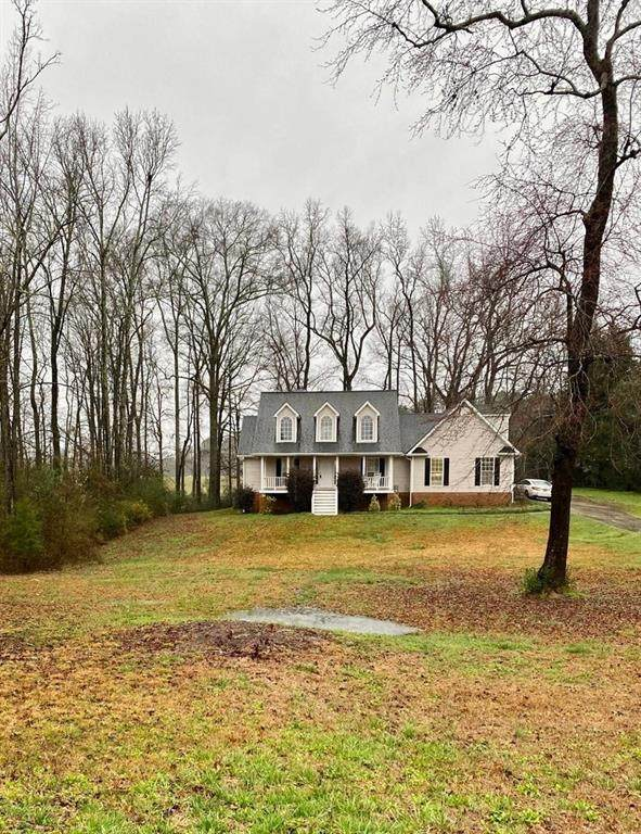 501 Indian Creek Trail, Rutledge, GA 30663 (MLS #6677726) :: North Atlanta Home Team