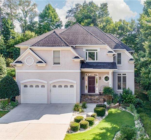 3666 Outlook Court, Marietta, GA 30066 (MLS #6677825) :: North Atlanta Home Team