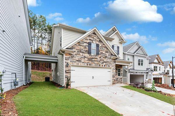 111 Bryon Lane, Acworth, GA 30102 (MLS #6677977) :: North Atlanta Home Team