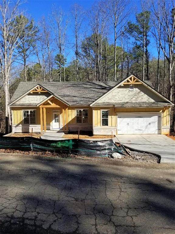 109 Marten Court, Waleska, GA 30183 (MLS #6678110) :: Charlie Ballard Real Estate